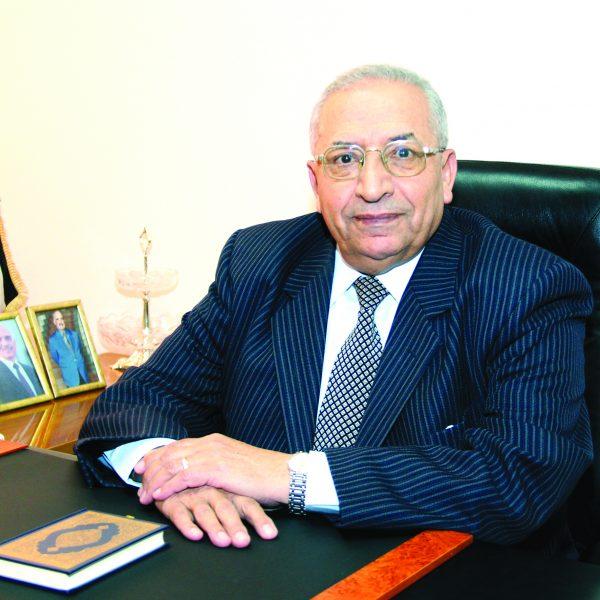 الدكتور محمد عدنان البخيت