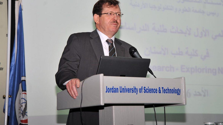 معالي الدكتور محمود الشياب