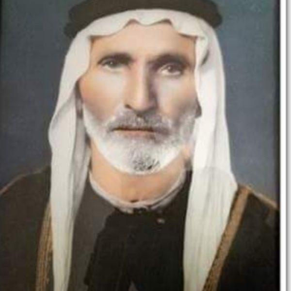 الوجيه مثقال سليمان عبدالحليم الشياب