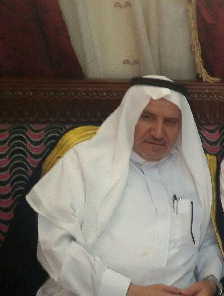 الوجيه عبدالله زعل الشياب