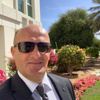 الاستاذ الدكتور محمد سلام ابراهيم طه الشياب ابو كريم