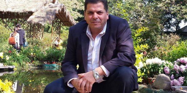 العميد المتقاعد زكريا بيك الشياب مديرا للتزويد اللوجستي في الكادبي (KADDB)